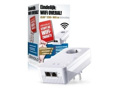 Devolo 1200+ Wifi AC uitbreiding