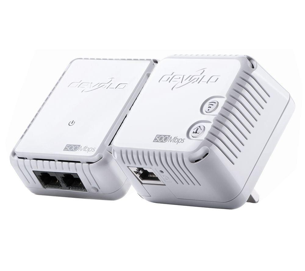 Devolo dLAN 500 Wireless+