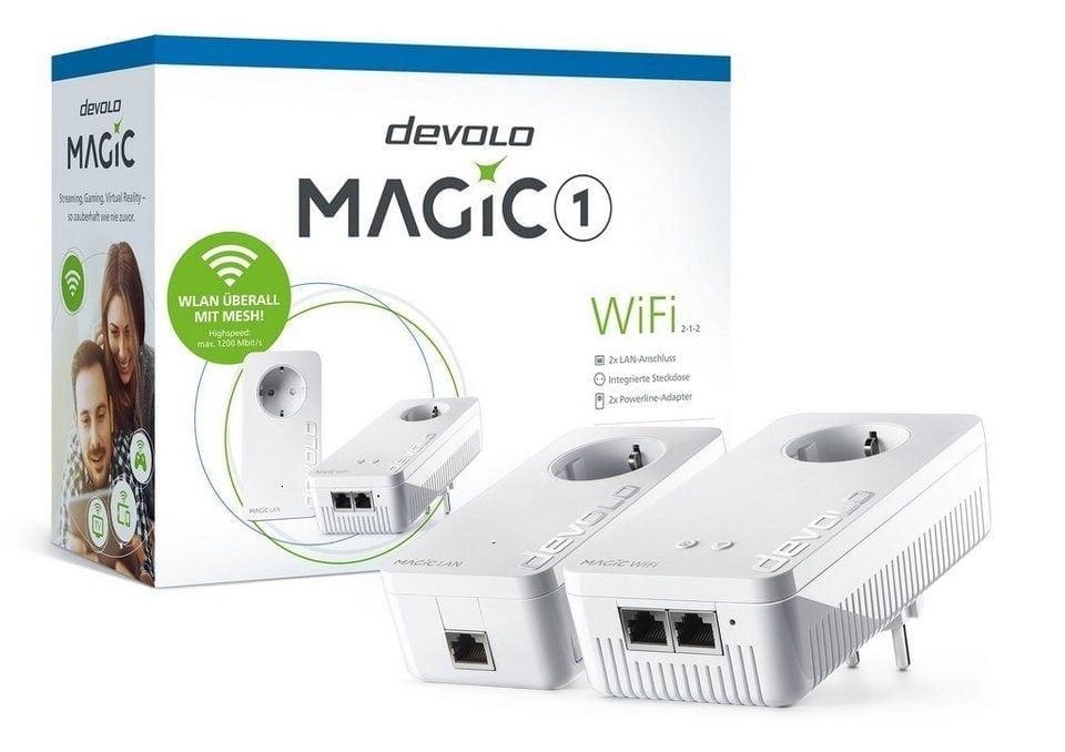 Devolo Magic 1 Wifi – Starter kit