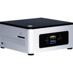 Intel NUC Mini-DESKTOP-PC - Intel Pentium / 4GB / 120GB SSD