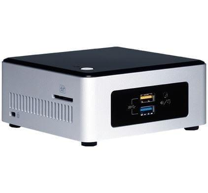 Intel NUC Mini-DESKTOP-PC – Intel Pentium / 4GB / 120GB SSD