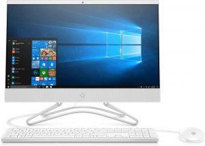 "HP All-in-one 21,5"" - AMD A6-9225 - 8 GB - AMD A6-9225 processor Desktop"