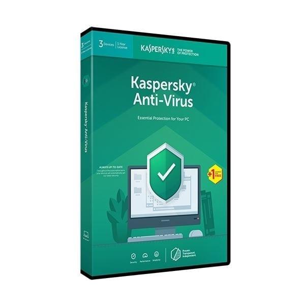 Kaspersky Anti-Virus 1 -PC 1 Jaar