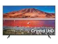 "Samsung Series 7 UE50TU7172U 127 cm (50"") 4K Ultra HD Smart TV Wi-Fi Koolstof, Zilver"