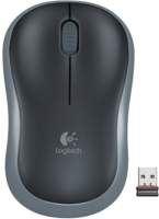 Logitech M185 Wireless Mouse Grijs