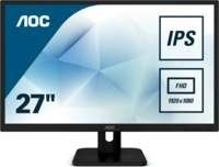 "AOC 27E1H LED display 68,6 cm (27"") 1920 x 1080 Pixels Full HD Zwart"