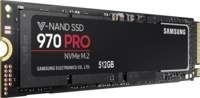 Samsung 970 PRO M.2 512 GB PCI Express 3.0 V-NAND MLC NVMe