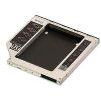"""Bracket Caddy Ultra Slim optical drive slot 2.5"""" sata hdd"""