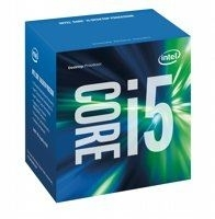 Intel Core i5-6600k 6th / 3.5-3.9Ghz / Quad Core / LGA1151
