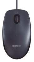 Logitech M100 muis USB Type-A Optisch 1000 DPI Ambidextrous