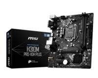 MB MSI H310M-PRO-VDH PLUS 1151 8thcomp/2xDDR4/USB3/HDMI/MATX