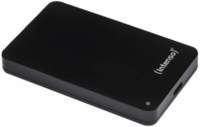 "Intenso Memory Case 2.5"" USB 3.0 externe harde schijf 750 GB Zwart"