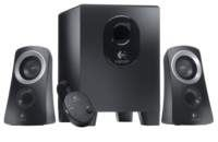 Logitech z313 Stereo speakers + Subwoofer