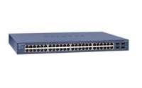 Netgear ProSAFE Smart Switch - GS748T - 48 Poorten