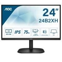 Mon AOC 23.6 F-HD / Borderless / HDMI / VGA / Black