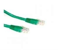 Ewent OEM CAT6 Networking Cable copper 0.5 Meter Green