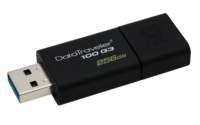 Kingston Technology DataTraveler 100 G3 USB flash drive 256 GB USB Type-A 3.2 Gen 1 (3.1 Gen 1) Zwar