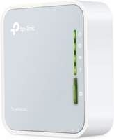 TP-LINK TL-WR902AC draadloze router Dual-band (2.4 GHz / 5 GHz) Fast Ethernet 3G 4G Wit