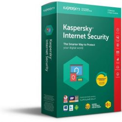 Kaspersky Internet Security Multi device - 3 devices 1 jaar
