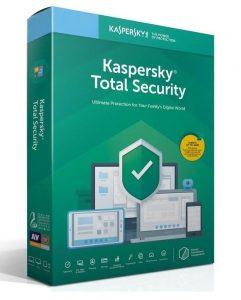 Kaspersky Total Security 1 Pc 2 Jaar Antivirus VERLENGING
