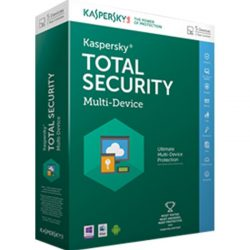 Kaspersky Total Security 3-PC 1 jaar
