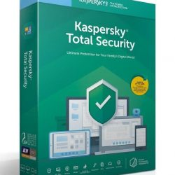 Kaspersky Total Security 1-PC 1 jaar (verlenging)