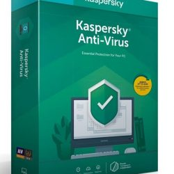 Kaspersky Anti-Virus 3-PC 1 jaar