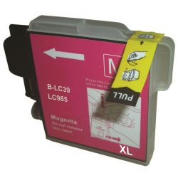 Second Life Brother LC 985 Magenta Inkt Cartridge