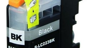 Second Life Brother LC 223 Black Inkt Cartridge