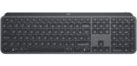 Logitech MX Keys toetsenbord RF-draadloos + Bluetooth QWERTY US International Zwart
