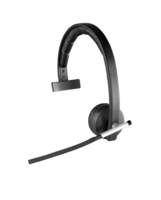 Logitech H820e Headset Hoofdband Zwart
