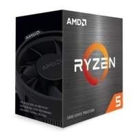 CPU AMD Ryzen 5 5600X / 6core / AM4 / 3.7GHz-4.6GHz / Boxed