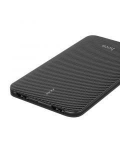 Hoco Powerbank with Digital Display 5.000mAh Black Oplader
