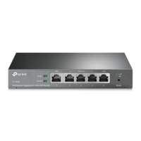 TP-LINK TL-R605 bedrade router 10 Gigabit Ethernet, 100 Gigabit Ethernet Zwart