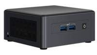 Intel NUC 11 Pro UCFF Zwart i3-1115G4