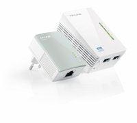 TP-LINK TL-WPA4220KIT PowerLine-netwerkadapter