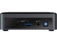 Intel NUC NUC10i5FNKN UCFF Zwart i5-10210U 1,6 GHz